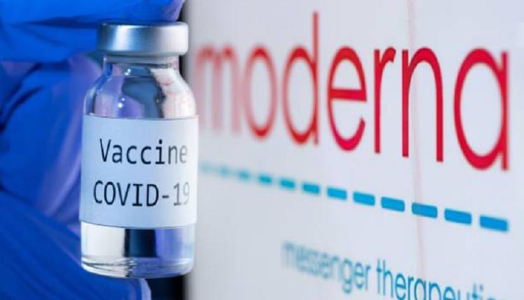 莫德纳,COVID-19疫苗,moderna