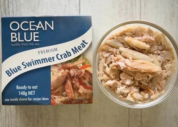 Ocean Blue蓝蟹肉
