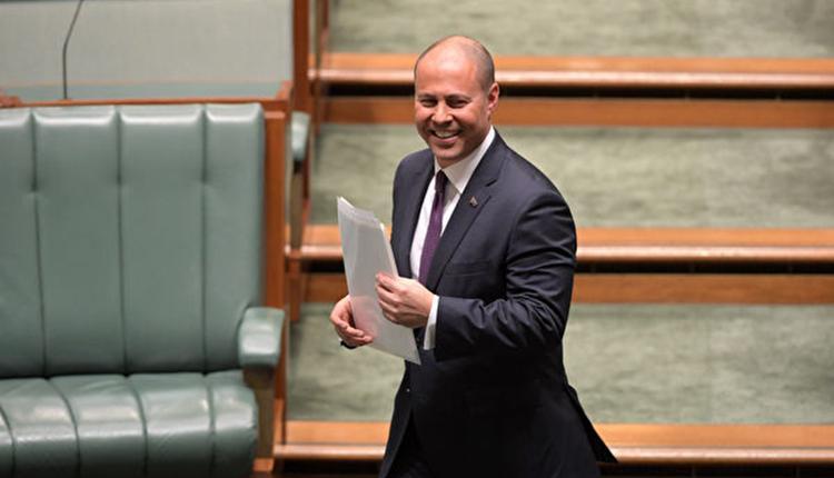 澳洲财长Josh Frydenberg