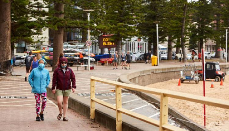 悉尼北部海滩,Manly Beach