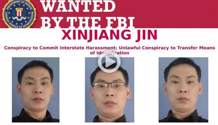 """美国科技公司被""""渗透"""" FBI通缉ZOOM的中国工程师"""