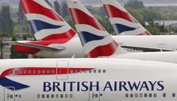 英国航空公司British Airways