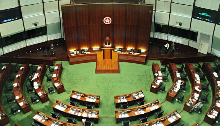 香港立法会会场