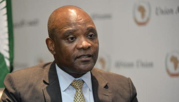 非洲疾病管制暨预防中心(Africa CDC)主任恩肯加松(John Nkengasong)
