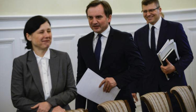 波兰司法部长Zbigniew Ziobro(图片来源:Omar Marques/Getty Images)