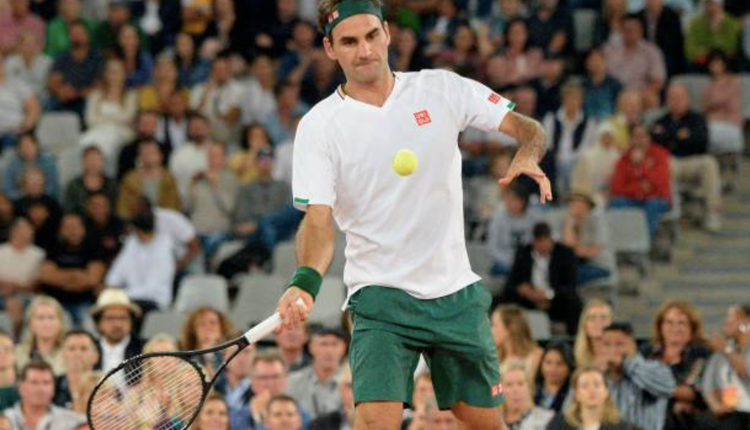 费德勒(Roger Federer)(图片来源:RODGER BOSCH/AFP via Getty Images)