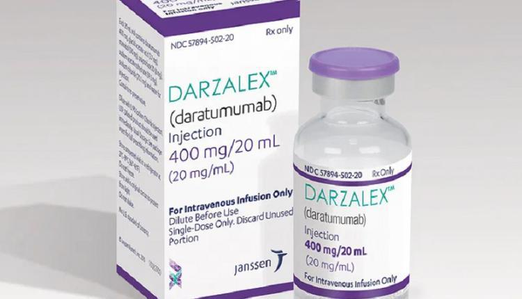 骨髓瘤药物Darzalex