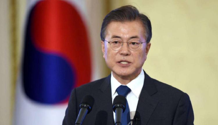 韩国总统文在寅发布就任后的第四次特赦令