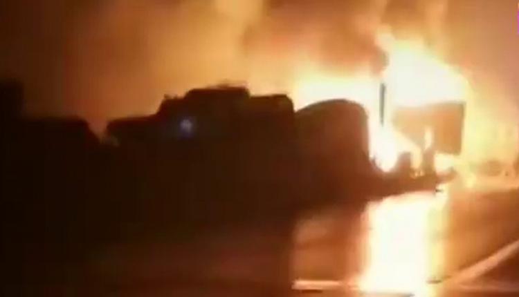 包茂高速公路12月29日发生多起车祸导致9死14伤