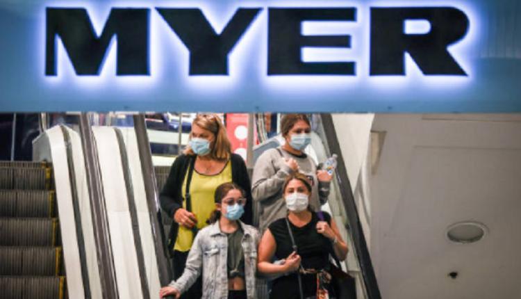 悉尼疫情,商场,戴口罩
