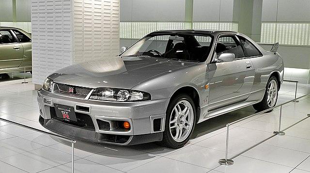 Nissan R33 GT-R车款