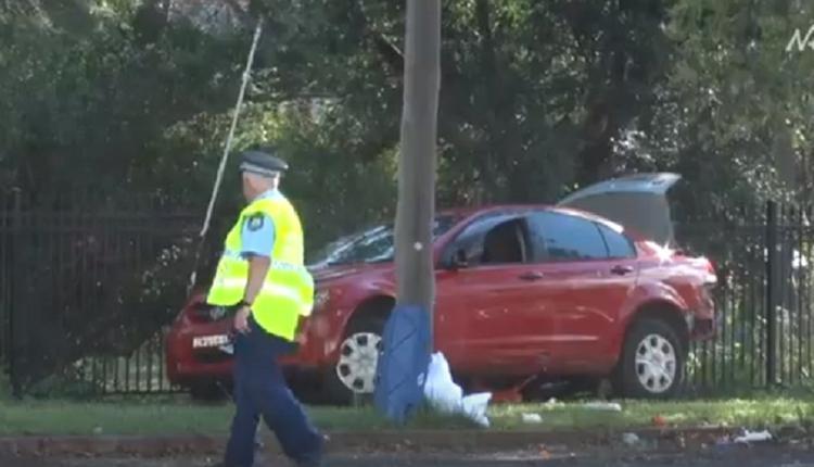 新州Wellington车祸