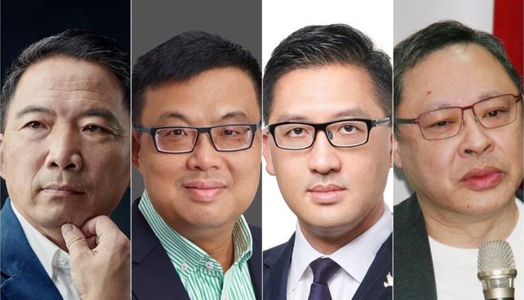 香港警方拘捕一批泛民主派人士