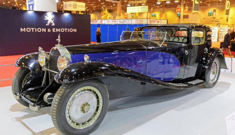 布加迪皇家41型双门轿跑车-拿破仑双门跑车