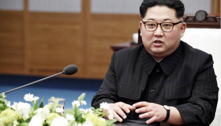 金正恩(图片来源:Korea Summit Press Pool/Getty Images)