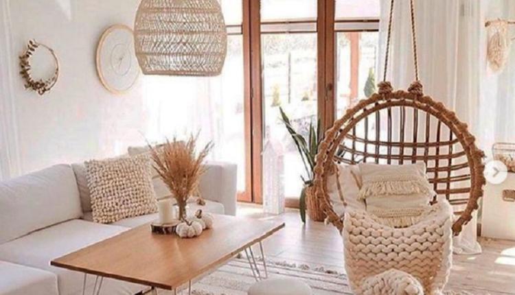 客廳,吊椅