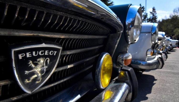 标致汽车Peugeot