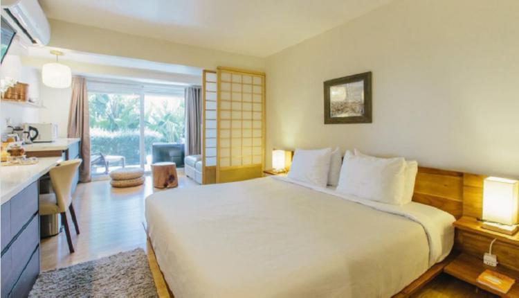 酒店房,卧室