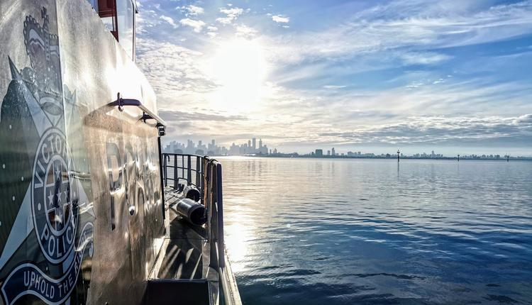 Port Phillip Bay loop