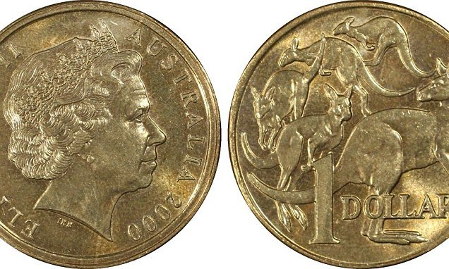澳大利亞收藏家嚮往的1澳元