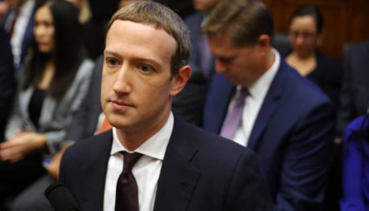 臉書CEO 扎克柏格