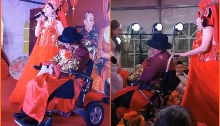 中国80岁老中医娶42岁女徒弟
