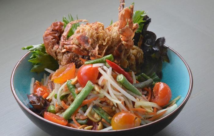 泰式木瓜沙拉