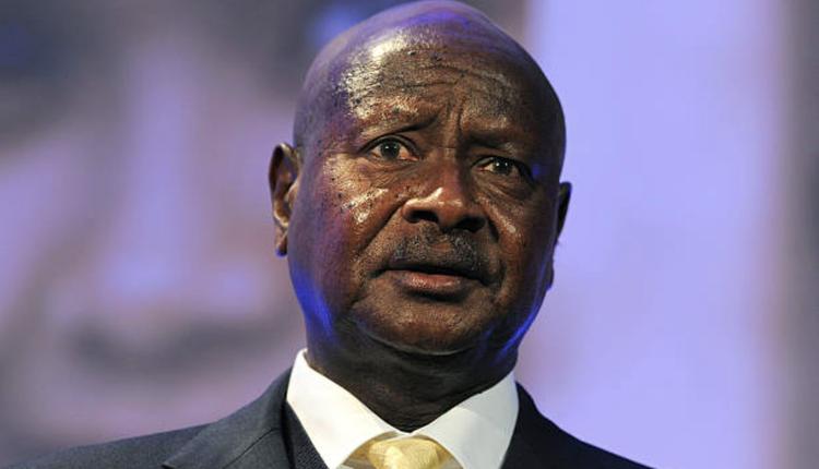 乌干达总统,约韦里·穆塞韦尼