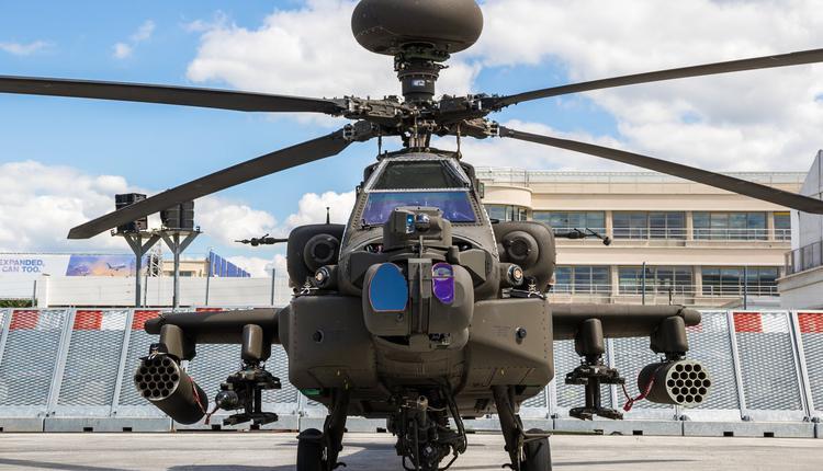Apache Guardians武装直升机