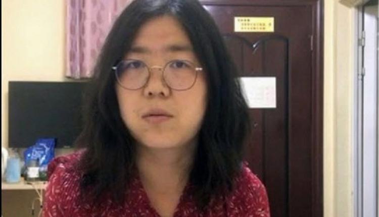 报导武汉疫情被判4年 中国公民记者张展不上诉