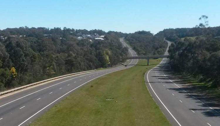 墨尔本西部高速公路