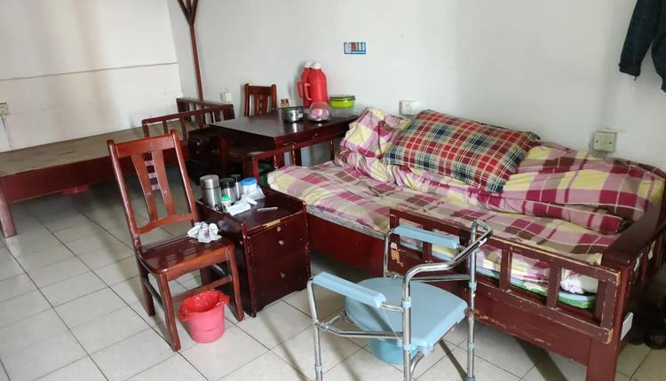 陶九妹的房间(图片拍摄:蓝字计划)