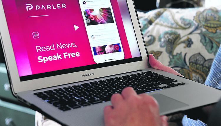 美国社交媒体Parler被下架