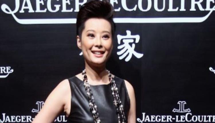 中国女演员袁立一直以敢言著称
