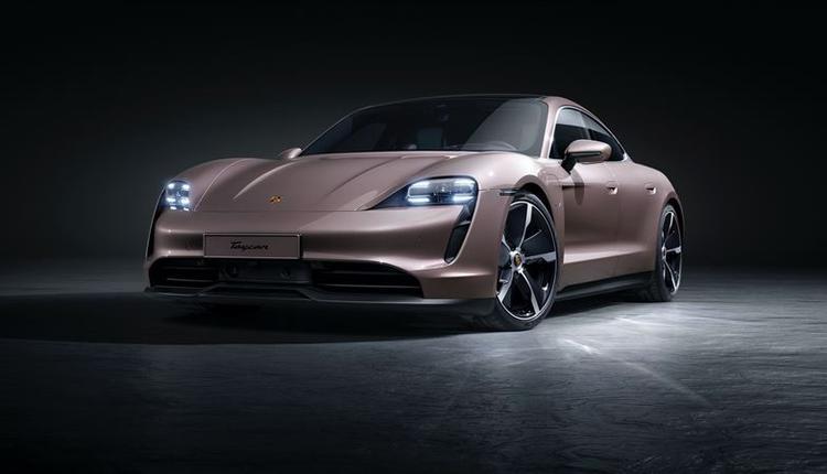 Porsche Taycan 入门版