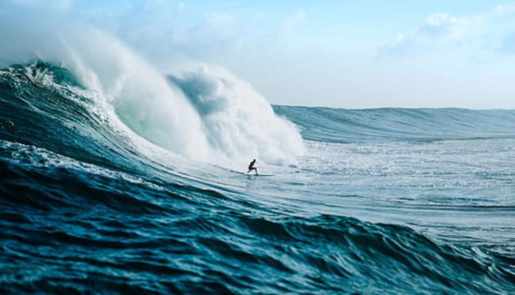 巨浪 海浪