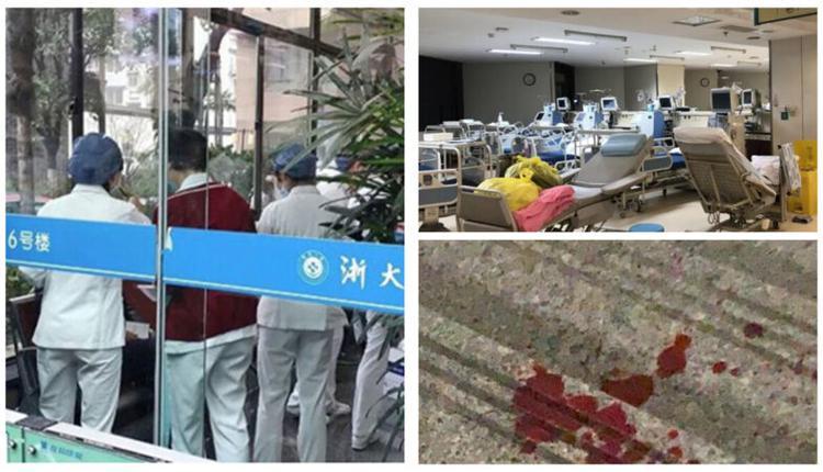 浙江大学医学院附属第一医院发生爆炸4人受伤