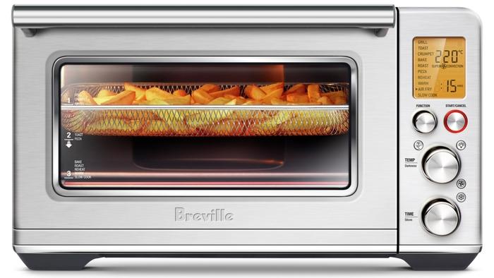 铂富智能烤箱空气炸锅