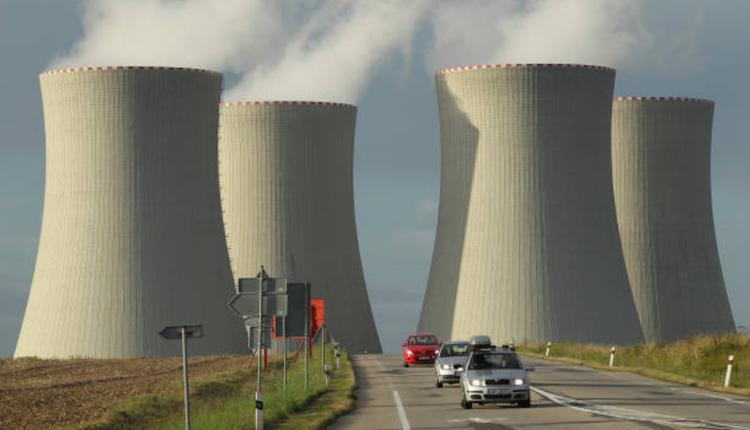 核电厂示意图