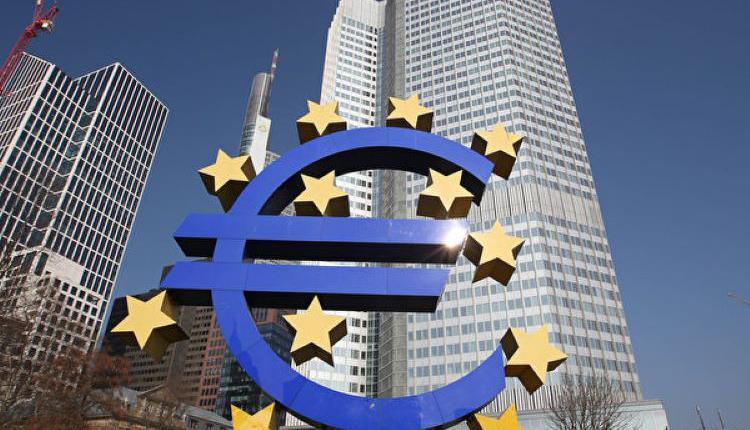 欧洲央行欧元