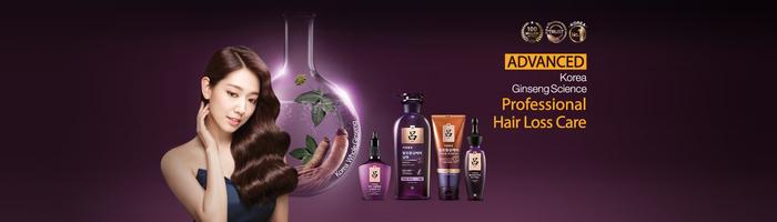 吕是韩国爱茉莉太平洋旗下专业头皮和秀发护理品牌,也是韩国销售量第一的护发品牌