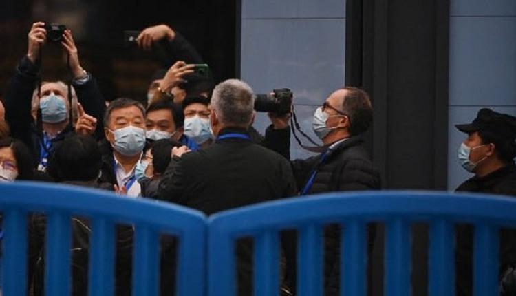 中国当局严密监控世卫专家组 外界更加质疑调查结果
