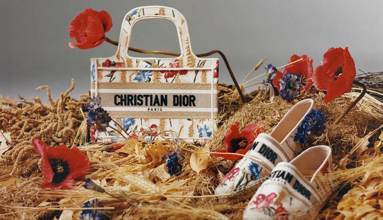 Dior新年限定包包