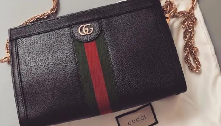 復古風Gucci包ophidia