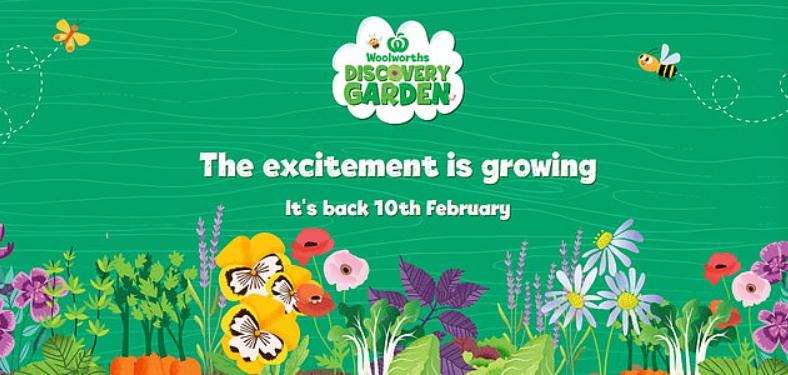 Discovery Garden系列的收藏品回归