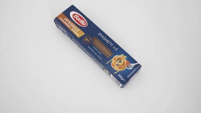 Barilla Wholewheat Spaghetti n.5