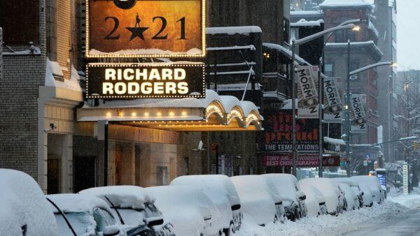 致命暴风雪席卷美东   纽约等进入紧急状态