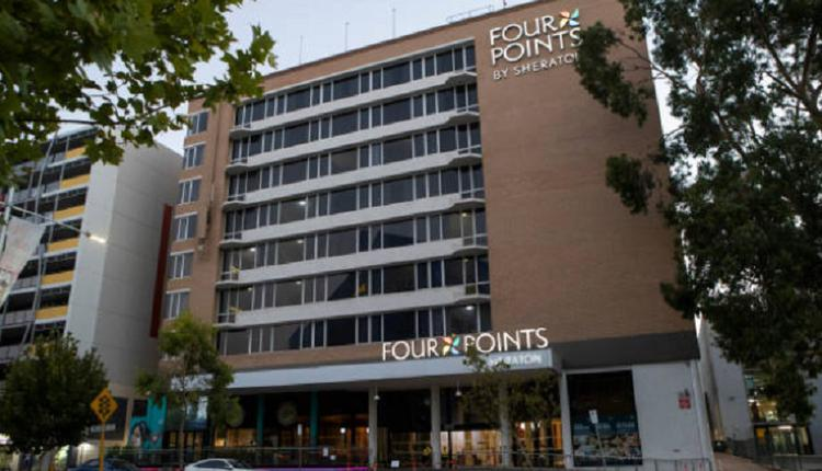 Sheraton Four Points酒店