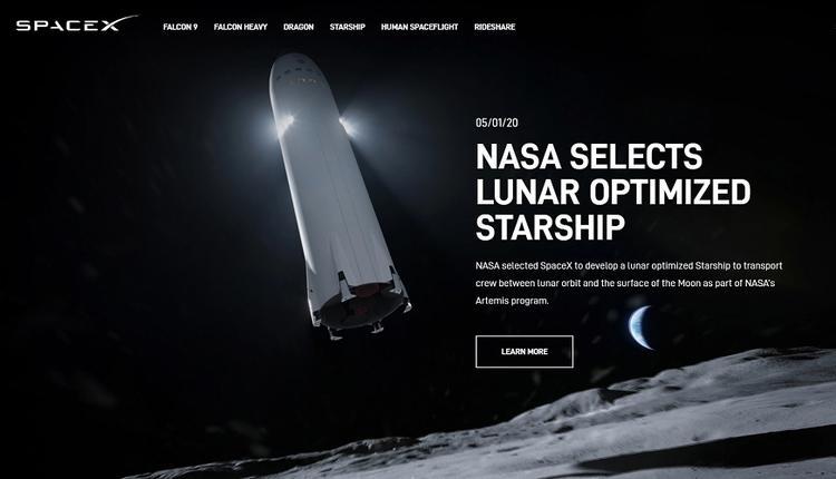 SpaceX拟在今年推出太空旅行