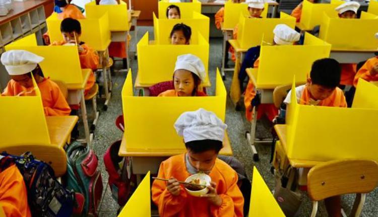 台湾学生防疫